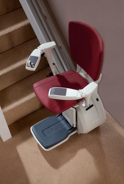 Monte-escaliers droits Home Glide 12