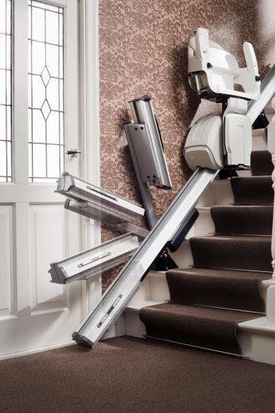 Monte-escaliers droits Home Glide 5