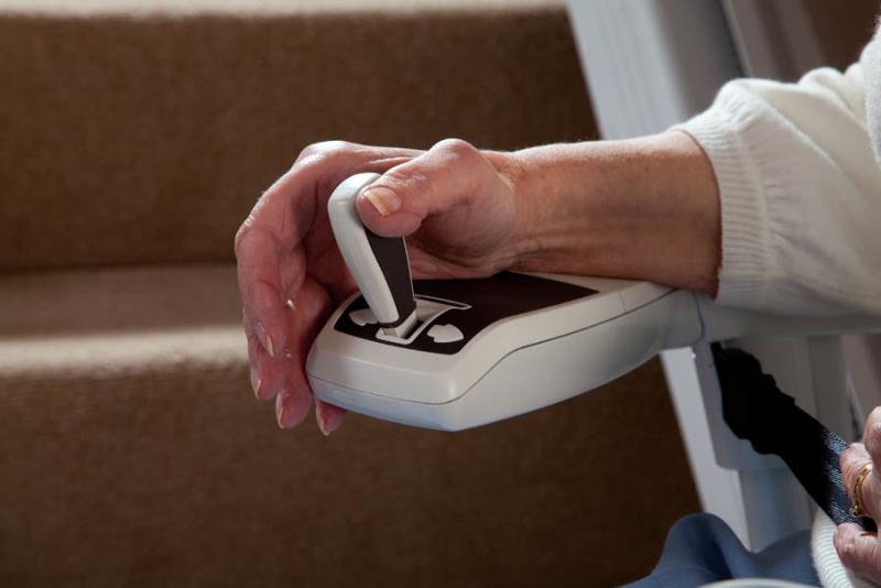 Monte-escaliers droits Home Glide 8