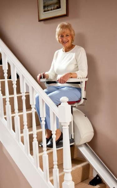 Monte-escaliers droits Home Glide 15