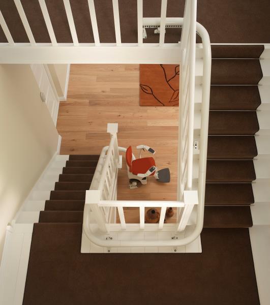 Monte-escaliers Flow