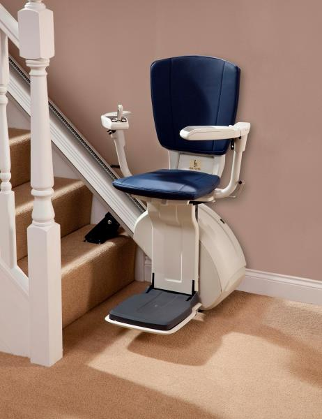 Monte-escaliers droits Home Glide 13
