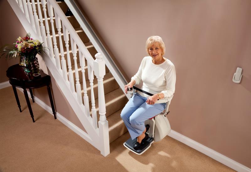 Monte-escaliers droits Home Glide 21