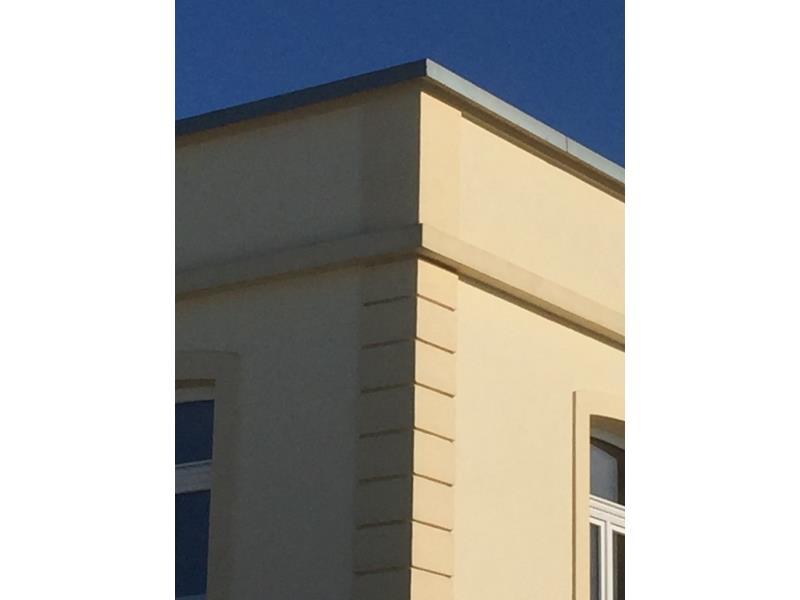 Détail d'1 bâtiment classé aux Sites & Monuments Historiques