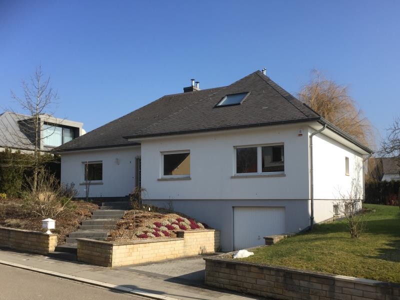 Maison unifamiliale au Luxembourg