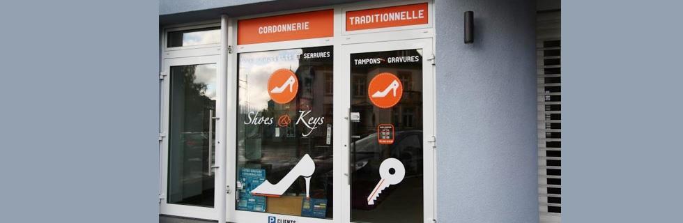 Image 1 - Cordonnerie Shoe and Keys