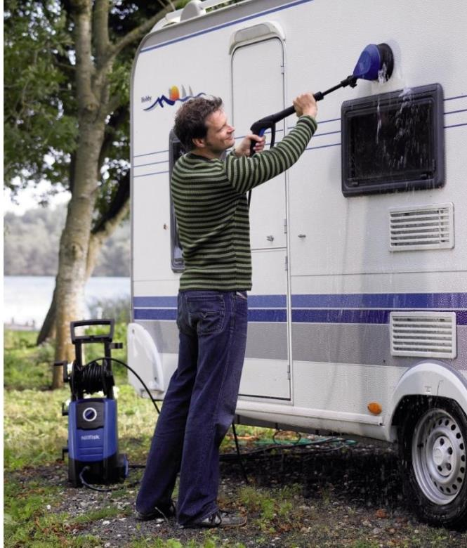 Nettoyeurs haute pression domestiques