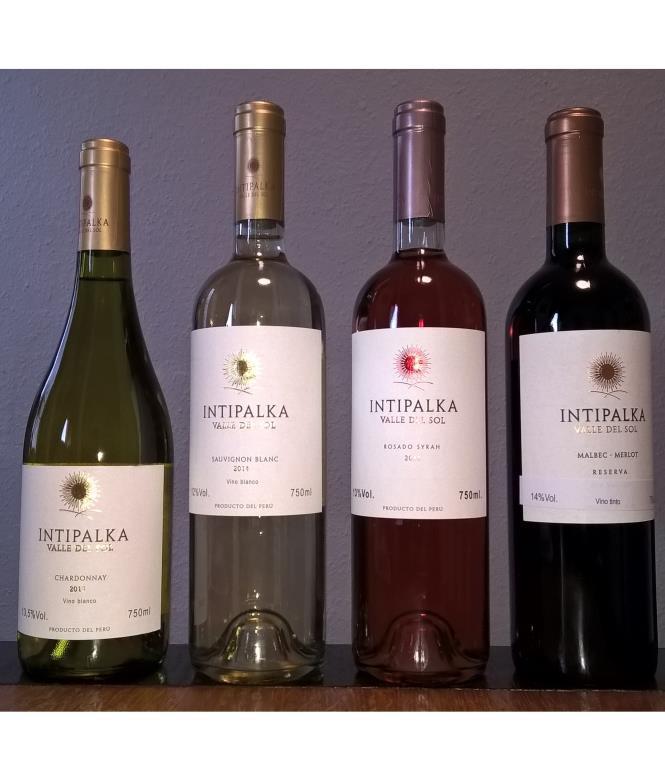 Nuestros vinos de la marca Queirolo