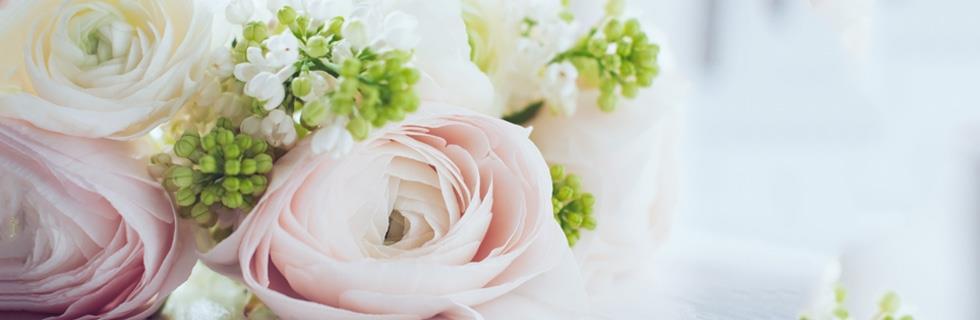 Fleurs coupées , bouquets