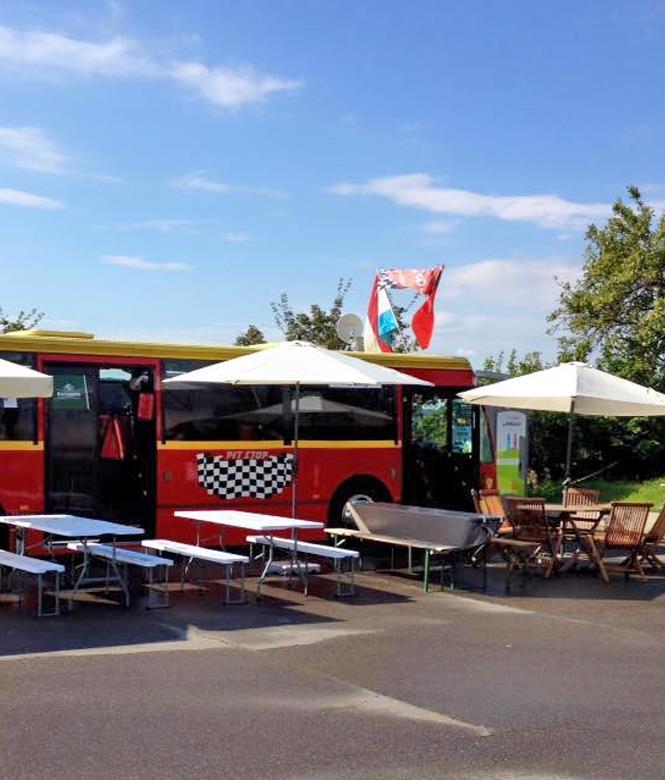 Image 1 - Brasserie-Restaurant Pit Stop