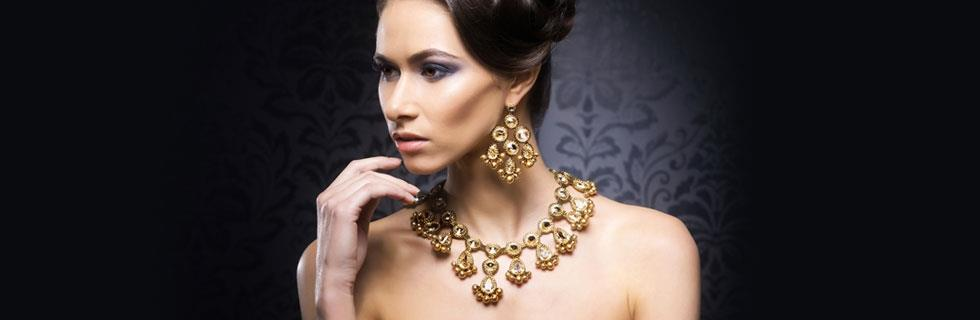 parrure de bijoux