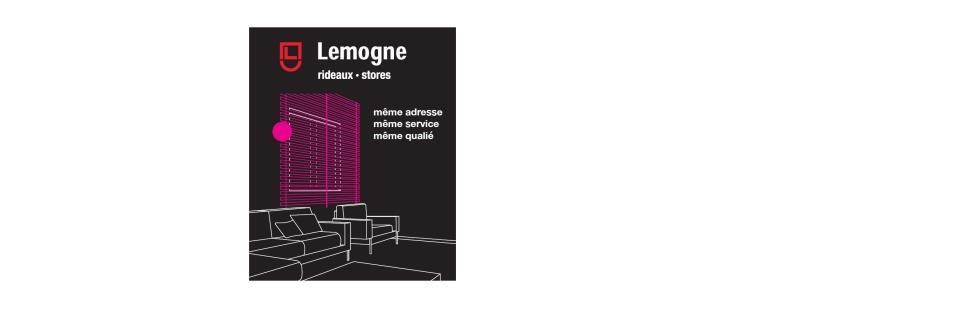 Lemogne Rideaux - Stores
