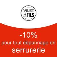 -10% intervention d'urgence