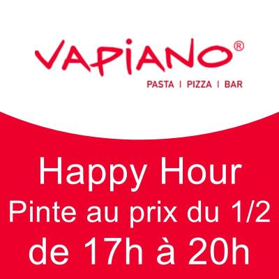 Happy Hour : Cocktails seulement à 5 euros