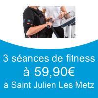 3 séances de fitness à 59,90€
