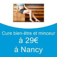 Cure bien-être et minceur à 29€
